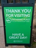 Image for Gathering Place - Tulsa, Oklahoma