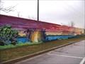 Image for Urban Graffiti Mural - Erie, PA