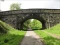Image for Knott Fold Arch Bridge Over Trans Pennine Trail - Hyde, UK