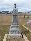 Image for Ollie J. Shuh - Philipsburg, MT