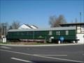 Image for Bahnpostwagen 50 80 00-12 395-8 und Umbauwagen, Neu-Isenburg, DE