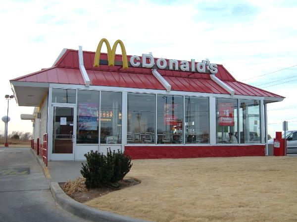 Fast Food In Mexico Beach