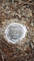 Image for CDAT '3-139 17.58 GPS' Control Monument - Modoc County, CA