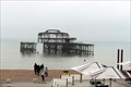 Image for West Pier Fire - Brighton, UK