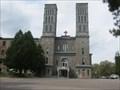 Image for Église abbatiale de l'ancienne abbaye des pères trappistes de Mistassini - Dolbeau-Mistassini, Québec