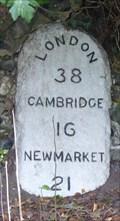 Image for Milestone - B1383, London Road, Wendens Ambo, Essex, UK.