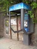 Image for Telefonni automat, Praha, Reporyjske namesti