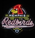Image for Memphis Redbirds - Neons - Memphis, Tennessee, USA.
