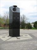 Image for City of Wood Dale Veterans Memorial with Eternal Flame - Wood Dale, IL