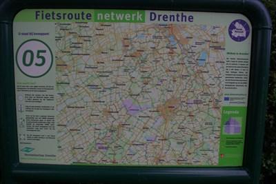 05 - Donderen - NL - Fietsroutenetwerk Drenthe