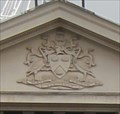 Image for Worshipful Company of Vintners Coat of Arms -- City of London, UK