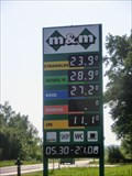 Image for E85 Fuel Pump m&m - Lovcice, Czech Republic