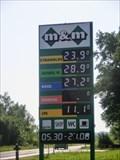 Image for E85 Fuel Pump m&m - Lovcice, Czech Republic