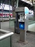 Image for Telefonni automat, Praha, Hlavni nadrazi, 3. nastupiste