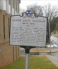 Image for James David Vaughan - 3F 43 - Lawrenceburg, TN