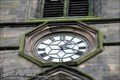 Image for Minster Church of St Peter ad Vincula, Church Clock - Stoke, Stoke-on-Trent, Staffordshire.