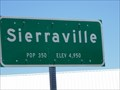 Image for Sierraville CA  pop. 350