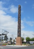 Image for Bike Obelisk - Santa Rosa, CA