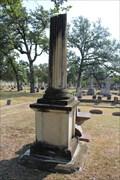 Image for Ophelia England -- Oakwood Cemetery, Austin TX