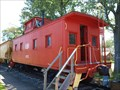 Image for Bessemer & Lake Erie caboose #1825 - Conneaut, Ohio