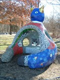 Image for Ricardo Cat by Niki De Saint Phalle - St. Louis, Missouri