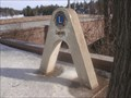 Image for Friendship Arch - International Border, Ivy Lea, ON