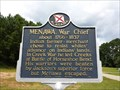 Image for Menawa, War Chief - Alexander City, AL