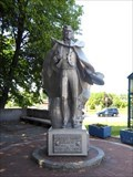 Image for Aluminum Statue of Uncle Sam - Troy, NY