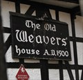 Image for 1500 -- Weaver's House -- Canterbury High Street, Kent, UK