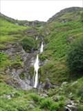 Image for Rhaeadr-bach - Nr Abergwyngregyn, Gwynedd, North Wales, UK