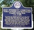 Image for Old Sterrett Cemetery - Sterrett, AL