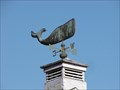 Image for Whale Weathervane - Cambria, CA