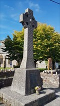Image for Combined WWI / WWII memorial cross - St Mary - Hemyock, Devon