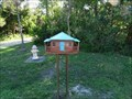 Image for SCCF Mailbox, Sanibel Island, Florida, USA