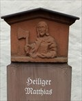 Image for Matthias Relief at St. Mariä Himmelfahrt  - Blankenheim, Nordrhein-Westfalen, Germany