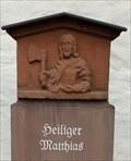 Image for Matthias Relief at St. Mariä Himmelfahrt  - Blankenheim, Nordrhein-Westfalen, Germany