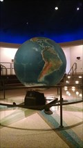 Image for Globe at International Cultural Center