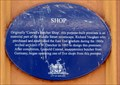 Image for Blue Plaque: Shop - Adelaide, SA