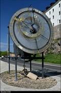 Image for Kadanský orloj: Pocta Mikulášovi z Kadane / Kadan Astronomical Clock: Tribute to Nicolas of Kadan - Kadan (North-West Bohemia)