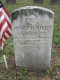 Image for Pvt. Joseph Riley – Bridgeton, New Jersey