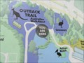 """Image for San Francisco Zoo """"You are here"""" (Outback) - San Francisco, CA"""