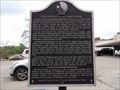 Image for Site of Huntsville's First Hotel - Huntsville, TX