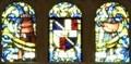 Image for The Great Hall Window Heraldic Shield No.2 - University of Biringham, Edgbaston, Birmingham, U.K.