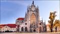 Image for Cistercian Abbey of Sedlec / Cisterciácke opatství v Sedlci - Kutná Hora (Central Bohemia)