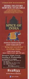 Image for Spice of India - Ramsey, Isle of Man