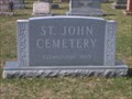 Image for St John Catholic Cemetery - Elberfeld, IN