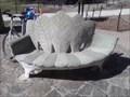 Image for Leaf Bench - Fayetteville AR