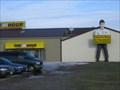 Image for Highway Giants - Muffler Men - Mr. Furnace, Thorold ON