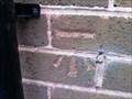 Image for Cut Benchmark on No.15 Church Street, Oakengates, Telford, Shropshire