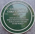 Image for FIRST - Public Supply of Gas - Great Peter Street, London, UK